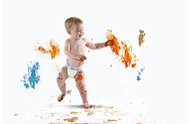 为宝宝们选择纸尿裤需分阶段