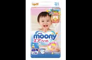 moony紙尿褲和媽咪寶貝紙尿褲優劣勢對比