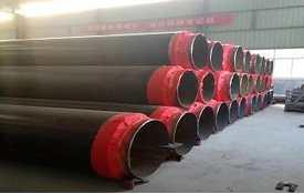 聚氨酯保溫鋼管