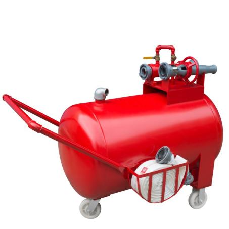 便携式泡沫灭火装置的维护保养