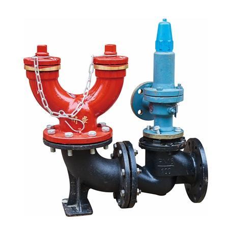 地下消防水泵接合器