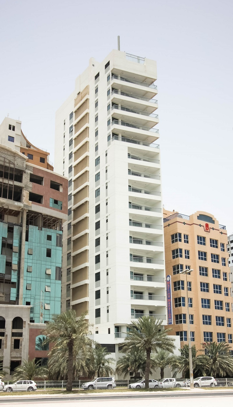Residential Building Project of Thermal Insulation Material