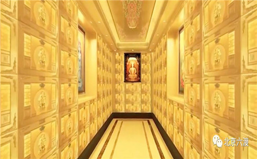 """寺庙佛龛厂家告诉您:西方极乐世界""""的条件有哪些?"""