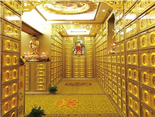 民政局殡仪馆骨灰存放架规格尺寸的标准-天仙骨灰架