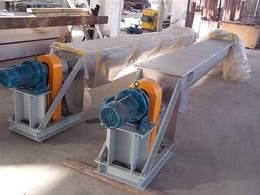 冀迪赛摆线减速机应用于螺旋输送机行业