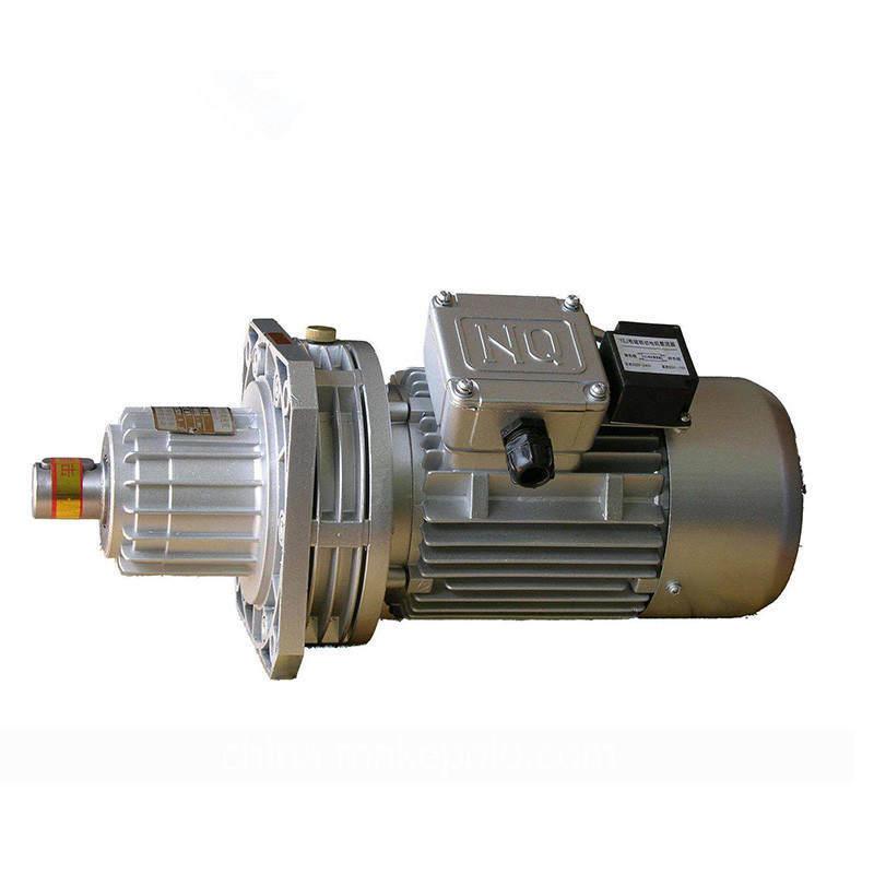 WB微型摆线减速机