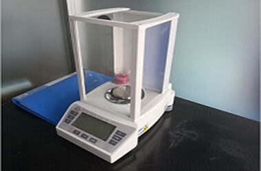 電子天平空氣檢測器