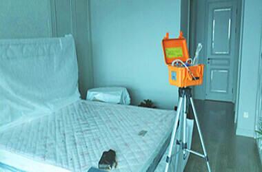 新房装修环境检测要选择能出具Cma检测报告的机构处理