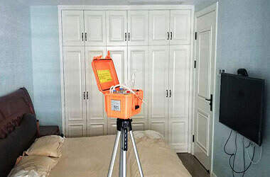 室内装饰污染检测要选择能出具Cma检测报告的机构处理