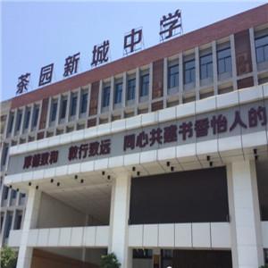 重庆市南岸区茶园新城中学