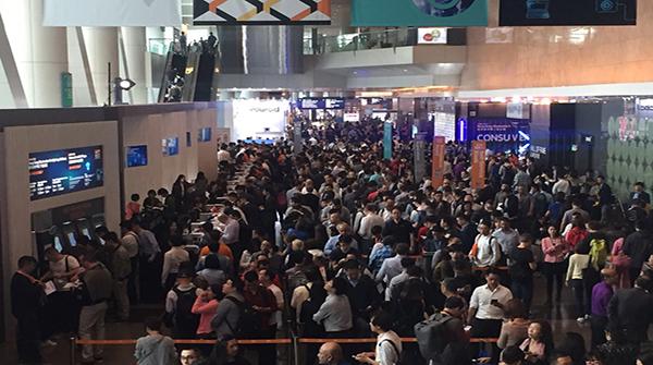 2016年春季香港环球资源电子展