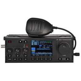 RS-918 HF SDR短波電臺