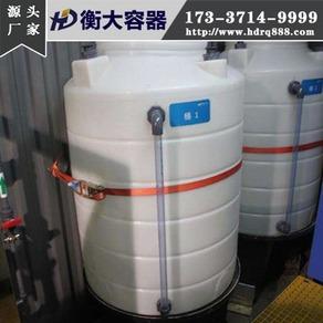 化工防腐儲罐安裝使用