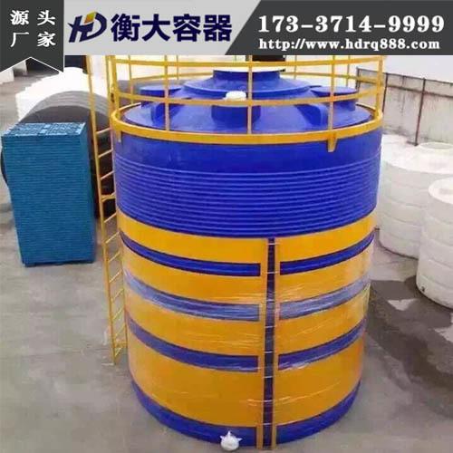 10噸雙氧水平底儲罐