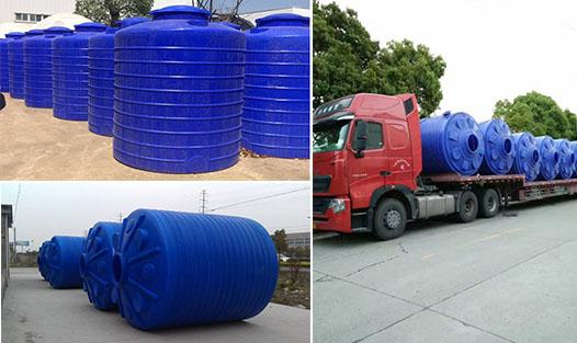 衡大容器塑料水箱發貨