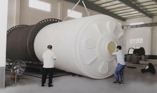 塑料水箱,PE水箱生產工藝
