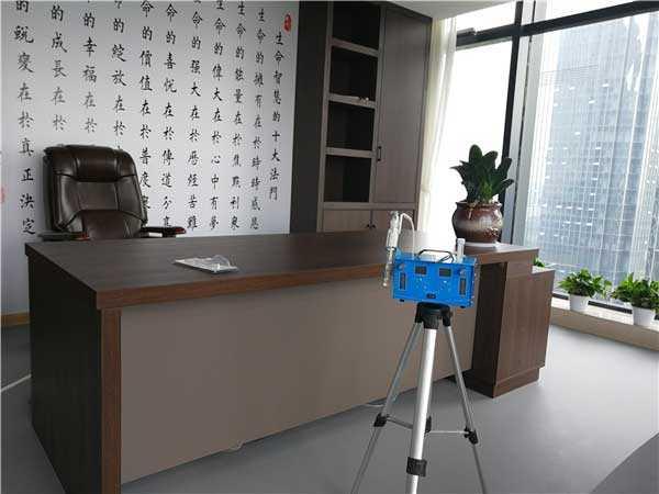 甲醛监测单位要选择能出具Cma检测报告的机构处理