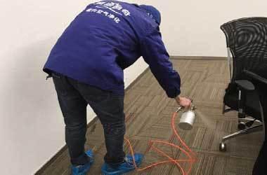 装修后去除甲醛要找专业有资质的甲醛机构