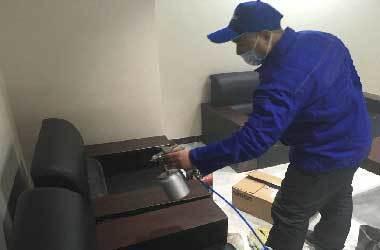 天津滨海新区新房装修除甲醛案例