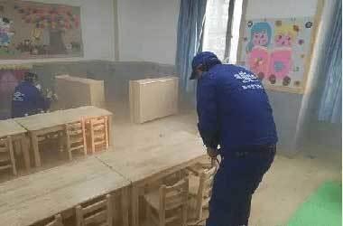 天津塘沽家具除甲醛要找专业机构处理