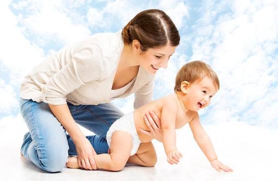美国试管婴儿宝宝学习坐、站、走动作的较佳时期