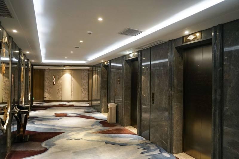 宾馆电梯门套