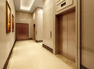 小区电梯门套
