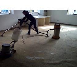 石家莊清洗地毯步驟