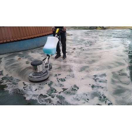 石家莊清洗地毯案例5