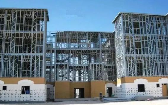 贵州轻钢别墅厂家