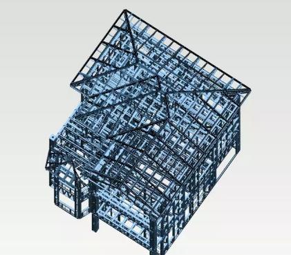 轻钢别墅龙骨的规格及优点