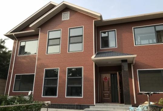 黔南惠水县290平米轻钢别墅