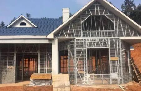 轻钢别墅建设安装时都要注意哪些问题
