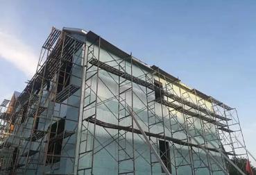 轻钢结构抗震效果
