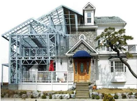 轻钢别墅技术