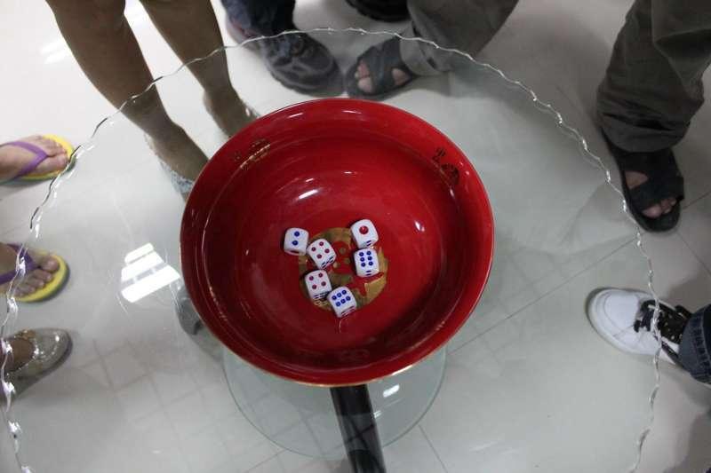 2011中秋博饼活动