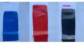 颜料助剂蓝红黑合作案例