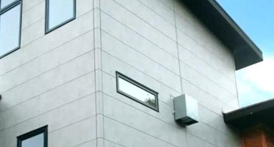 水泥纤维外墙挂板节能保温