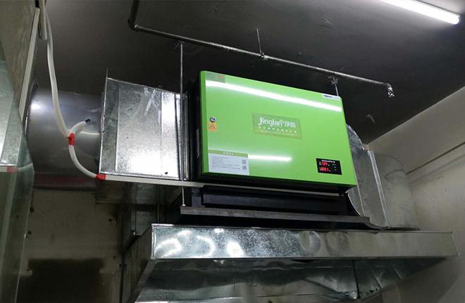 做炸鸡店要装油烟净化器吗