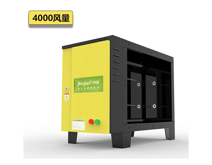4000风量餐饮UV除味设备