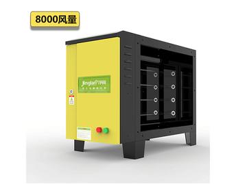 8000风量餐饮UV除味设备
