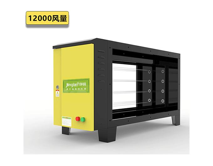 12000风量餐饮UV除味设备
