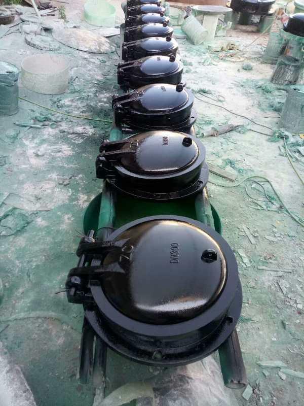 伊春西林900铸铁拍门销售