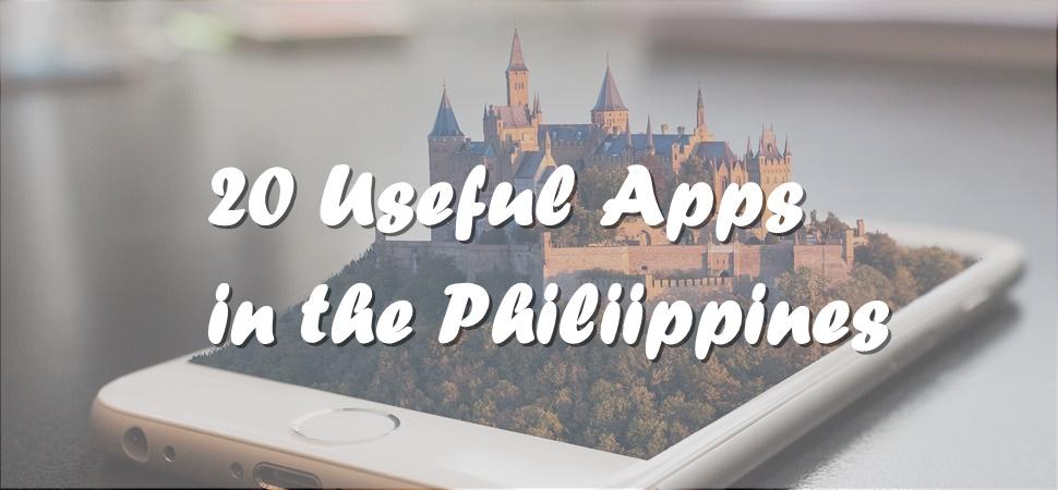测试2 菲律宾实用的20个APP-交通、旅游类(上)