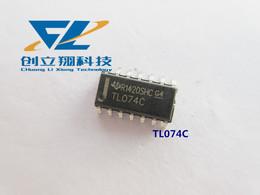 全新原装正品 TL074CDR TL074C 贴片 SOP-14 线性放大器 进口