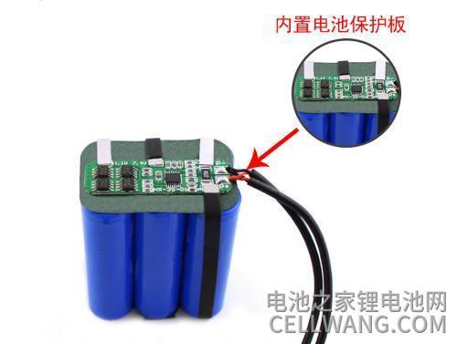 锂电池的主要优点有哪些可以配合保护板组装成电池组