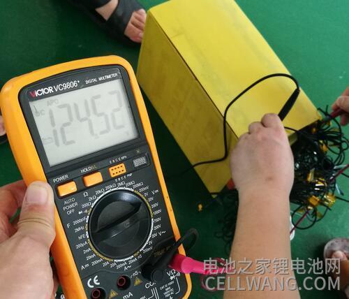 一种动力锂电池怎么保护比较好的方法