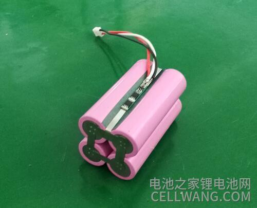 18650锂电池使用小技巧之串并联组装