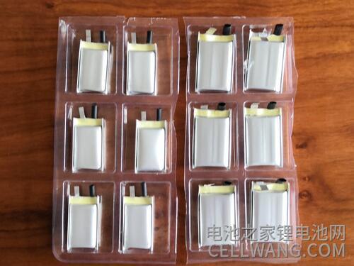 聚合物电池耐用
