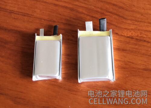 深圳聚合物锂电池生产厂家做的小电池